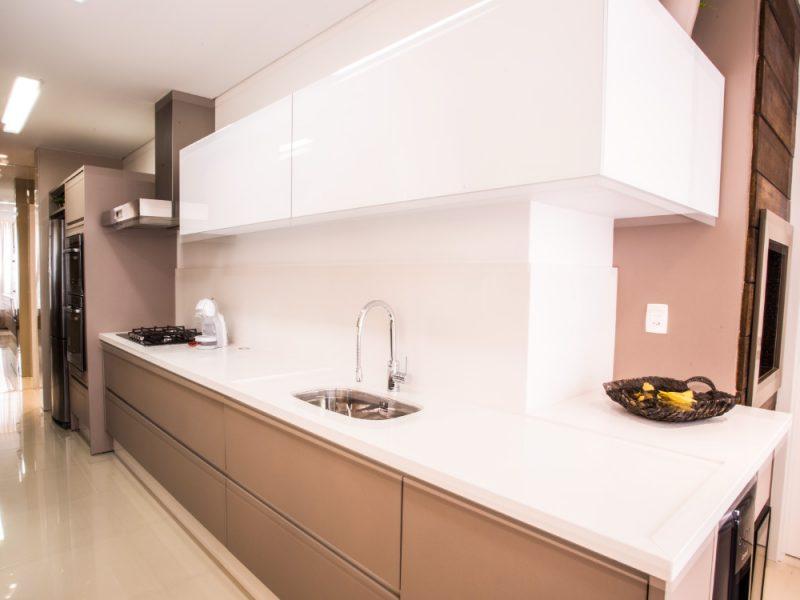 cozinha bege